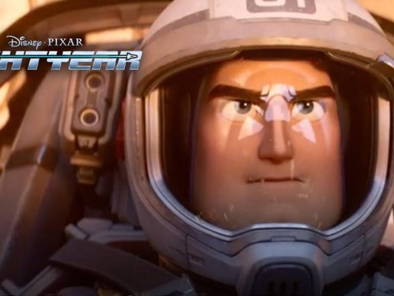 Lightyear Pixar Teaser