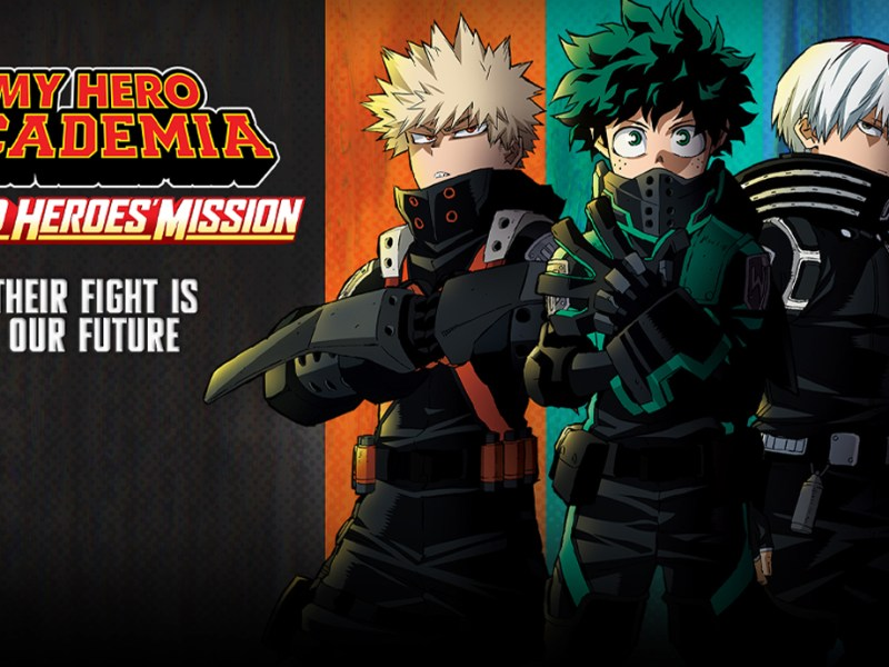 My Hero Academia: World Heroes' Mission - Movie Review