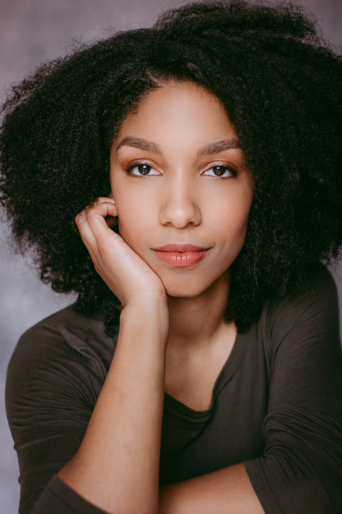 Raylene Harewood Made Her Mark In The Supernatural With Her Guest Role In Unhuman Nature At 16 She Made Her Way Into Her Professional Acting Career