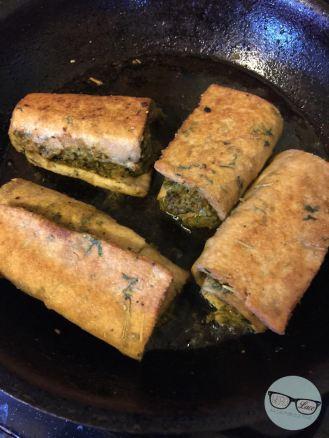 Ange's Roti Rolls 12
