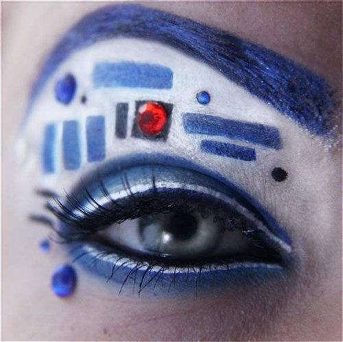 Star Wars Makeup 3