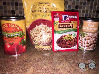 Crockpot Chilli 3