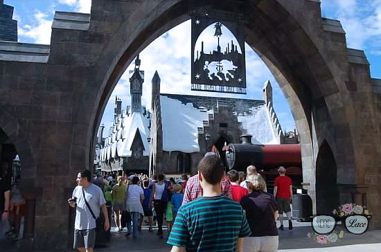 The Wizarding World of Harry Potter 1