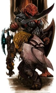 Character Builds: The Dragonborn Paladin In 5th Edition Dungeons and Dragons
