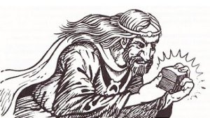 Leomund Famous wizards of distinction: Backgrounds and Spells of Magic Users