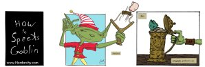 How to Speeks Goblin| Mistletoe