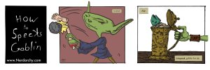 How to Speeks Goblin| Football
