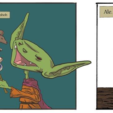 web-comic