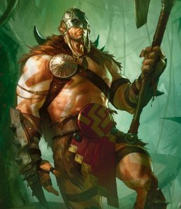 Path of the Primal – Dungeons and Dragons 5th Edition Custom path for Barbarian