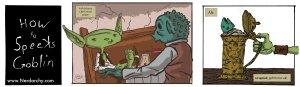How to Speek Goblin| Star Wars Day