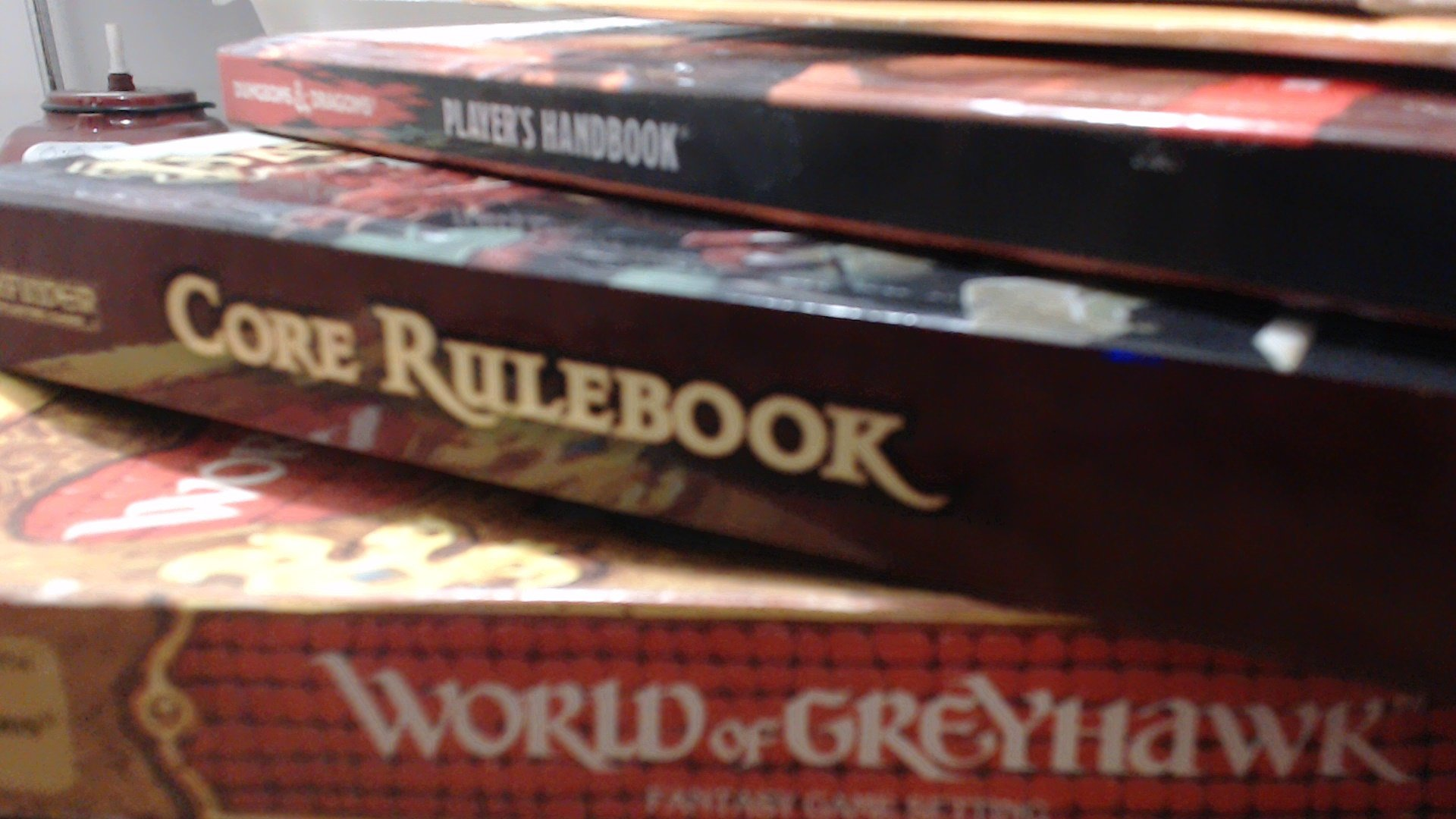 With tabletop RPGs, sometimes you just want to play the damn game