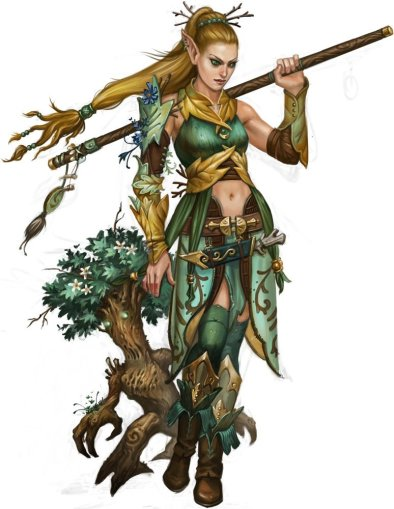 Worldbuilding: Customizing the D&D Elf and Elven Culture – Nerdarchy