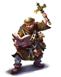 Multi-Class Character Builds in Dungeons & Dragons 5e (The Cleric
