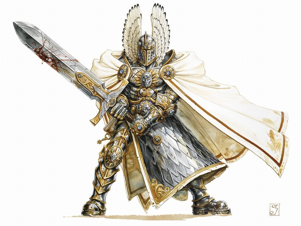 Two weapon fighting paladin pathfinder