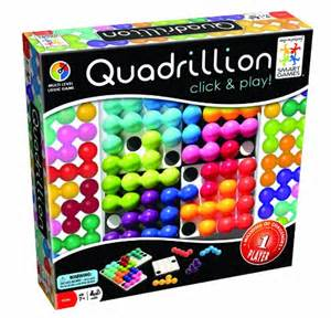 Board Games in Review – Quadrillion – Logic Game