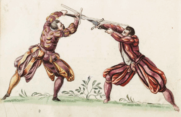 Now you can learn German longsword through online classes