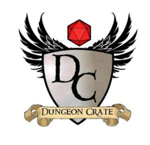 April Dungeon Crate Unboxing and Weekly Wrap 4-10-2016
