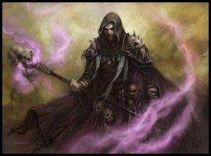 D&D warlock
