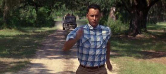 Gump running
