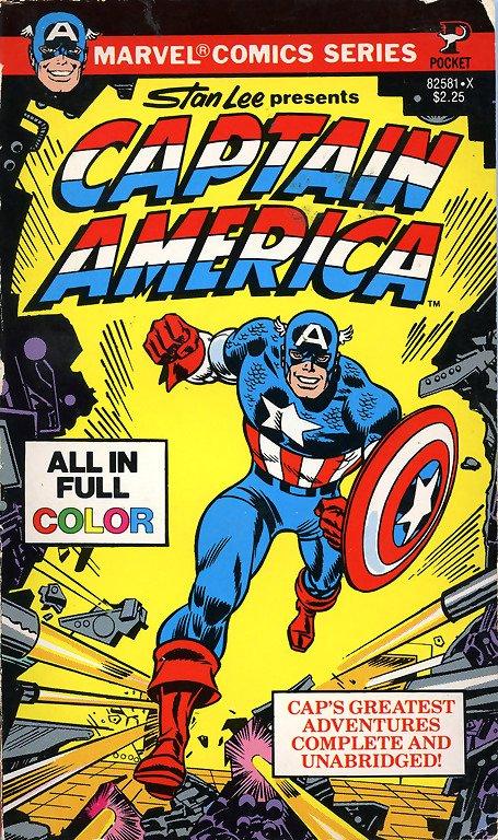 Blast from the Past: Marvel Comics Pocket Books