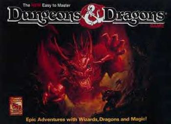 Dungeons and Dragons Game (1991 boxed set)
