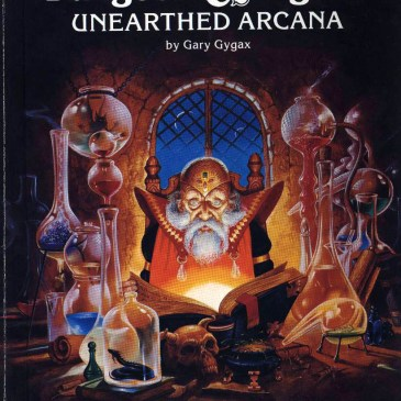 Unearthed Arcana – Nerdarchy