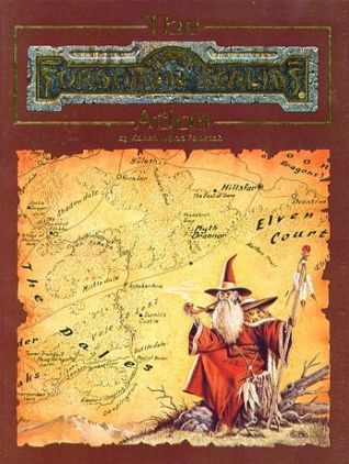 The Forgotten Realms Atlas locations