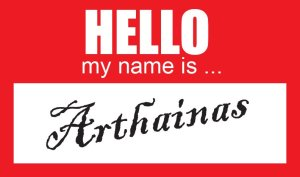 The Name Game, Part III: Last Names, Titles and Sobriquets