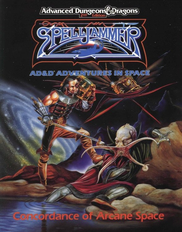 5E D&D in space with Spelljammer is back!