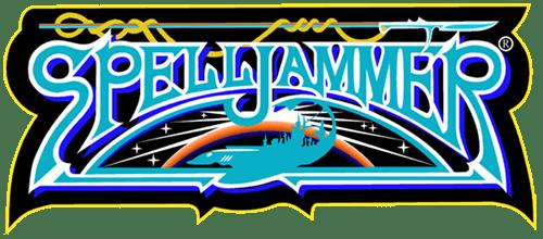 Spelljammer logo by Doug Watson