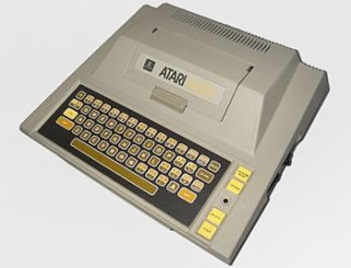 The Atari 400 was released in 1979