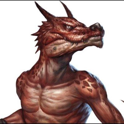 Open Legend RPG character