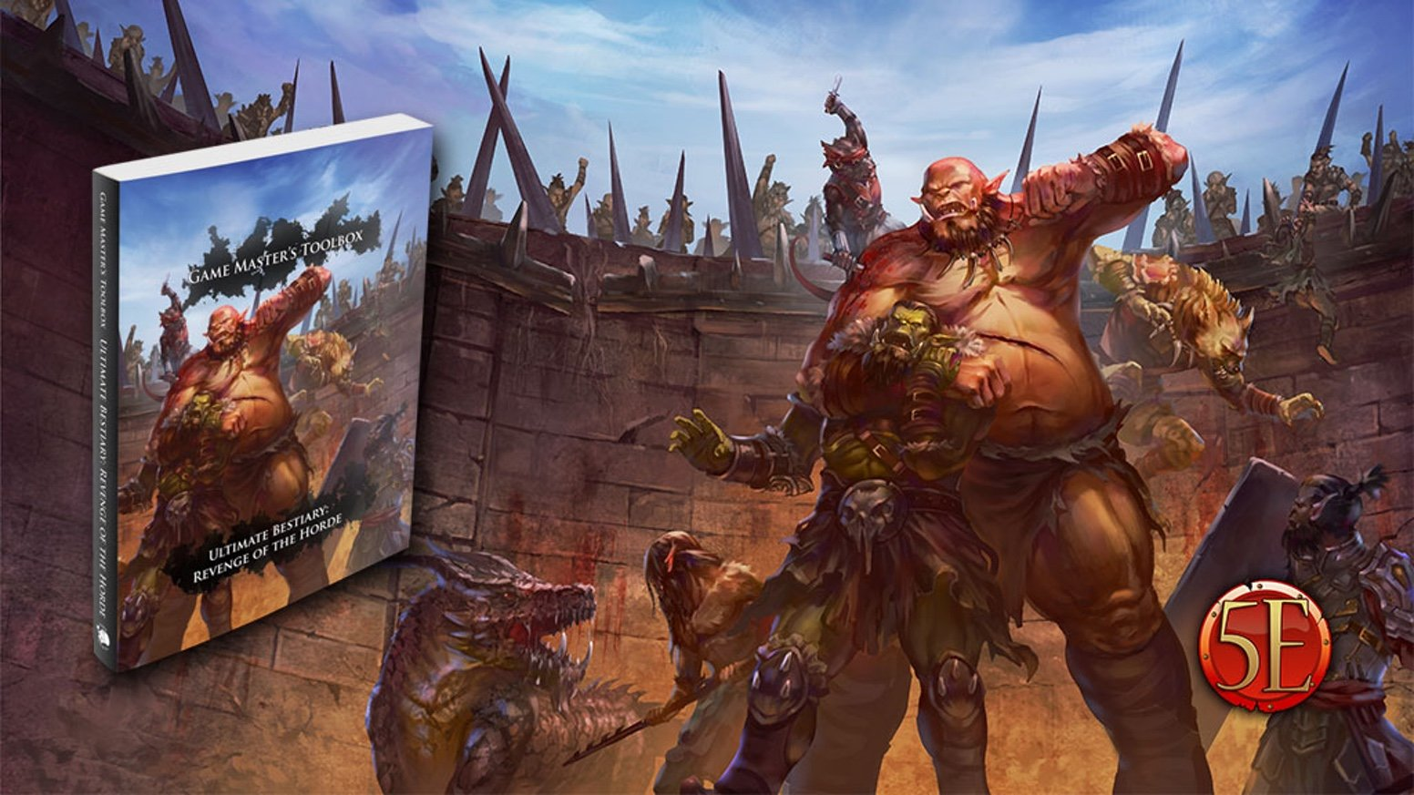 Nord Games unleashes Revenge of the Horde on your D&D game