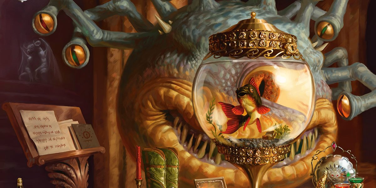 D&D Beyond Previews Xanathar's Guide to Everything, Plus Pre-Order Bonus