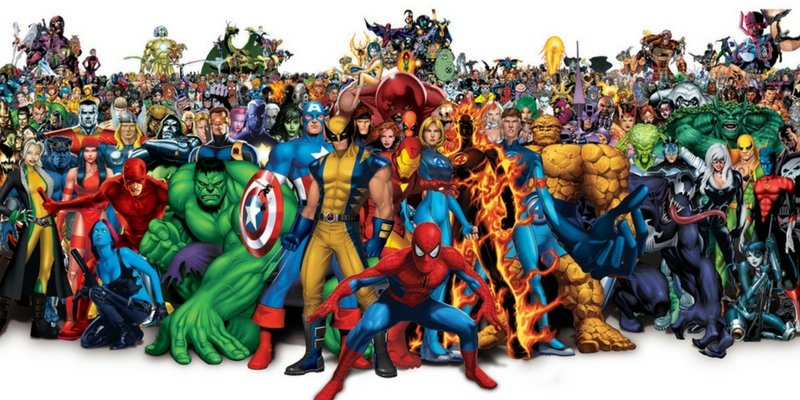 Marvel Super Heroes RPG Live Game All About the Chat