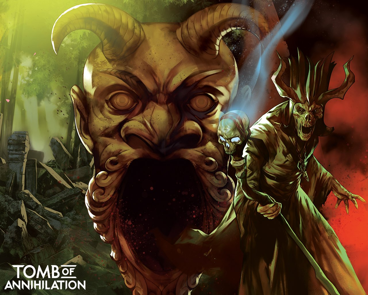 Tomb of Annihilation Dares D&D Adventurers to Defy Death