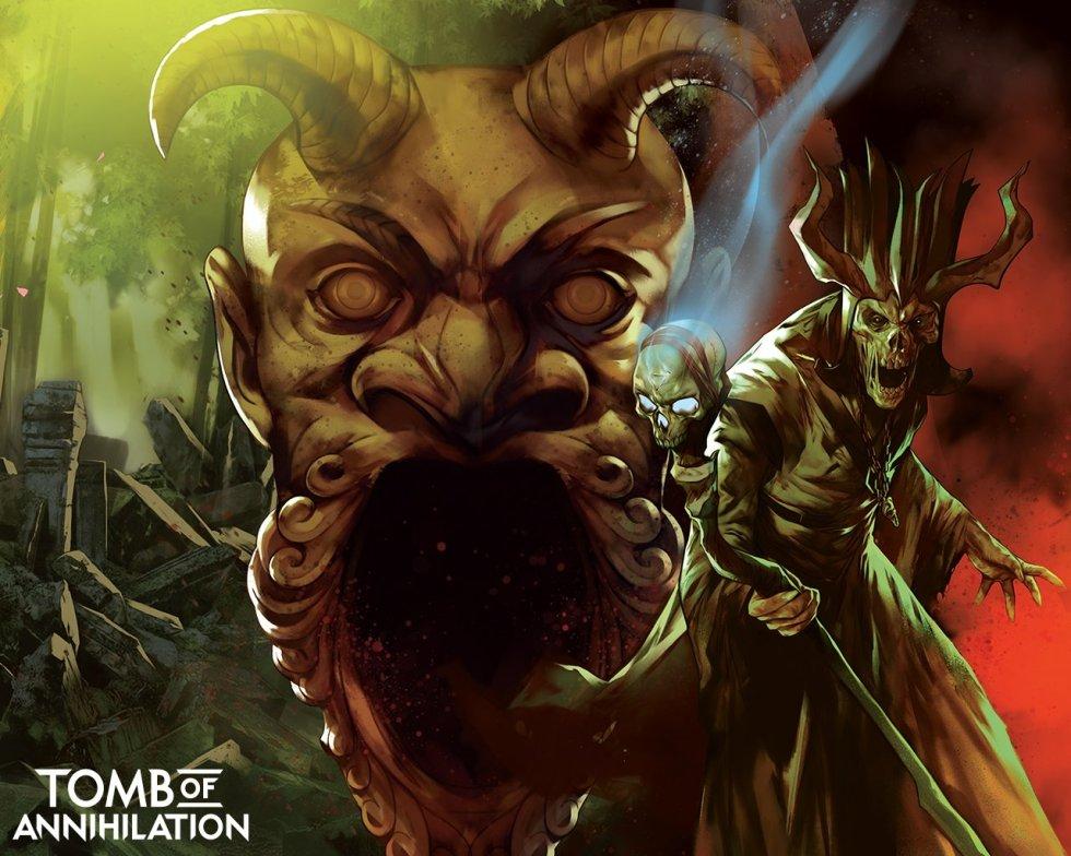 D&D Adventurers League Tomb of Annihilation
