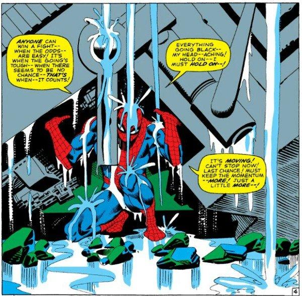 D&Dized Spider-Man build for D&D 5E – Nerdarchy