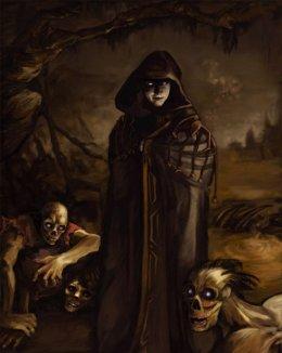 Maxillae the Mad necromancy