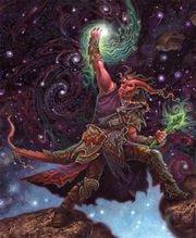 D&D Spelljammer Warlock: Into the Void