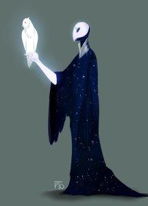 D&D Spelljammer warlock