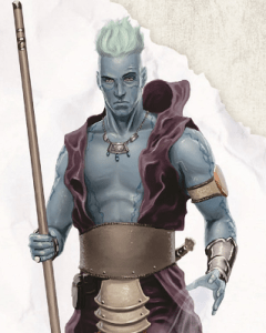 "Out of the Box D&D Encounters, Series 2, #19 – ""Genie in a…"""