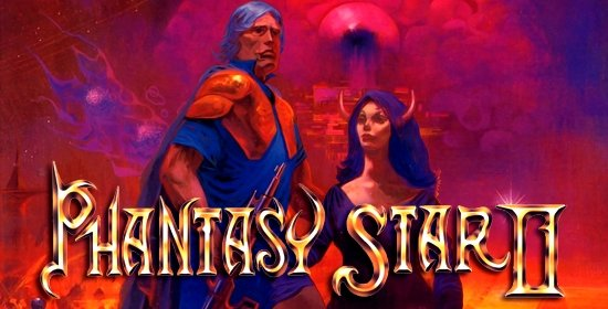 Blast from the Past: Phantasy Star