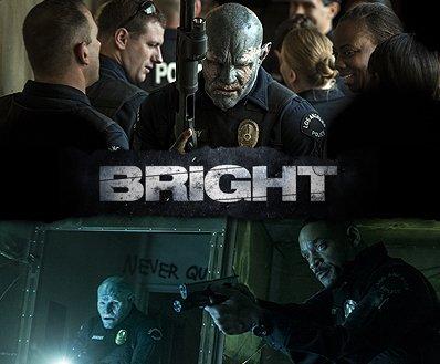 Is the Netflix Movie 'Bright' Basically Diet Shadowrun Soda?