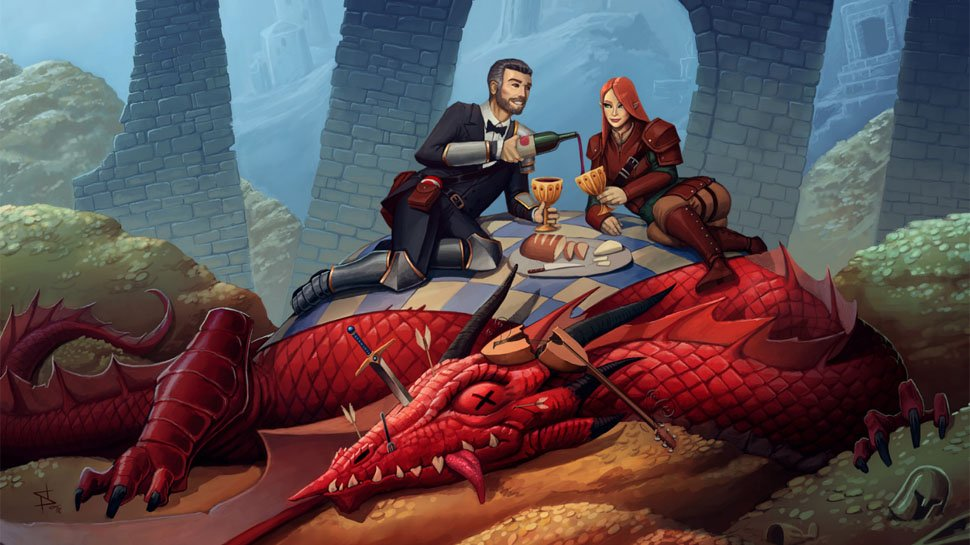 Old Spice Gentleman Class Revised for Pathfinder