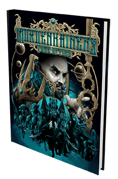 Mordenkainen, Tome of Foes