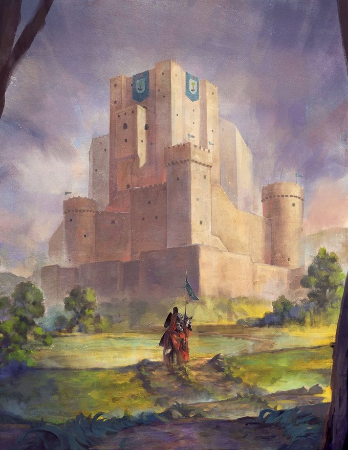 Matt Colville Strongholds & Followers 5E D&D