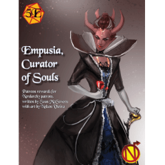 Empusia, Curator of Souls | FREE for International Tabletop Day