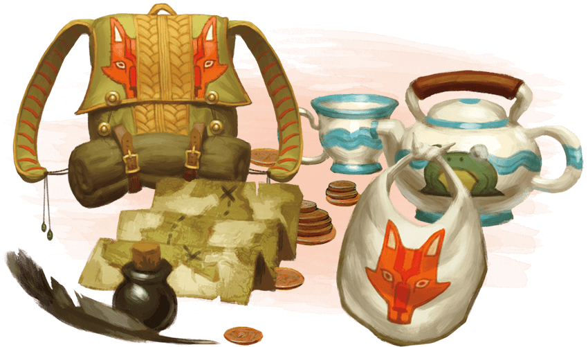 All The Comforts of Home! Tips and Tricks for D&D Halfling Creature Comforts