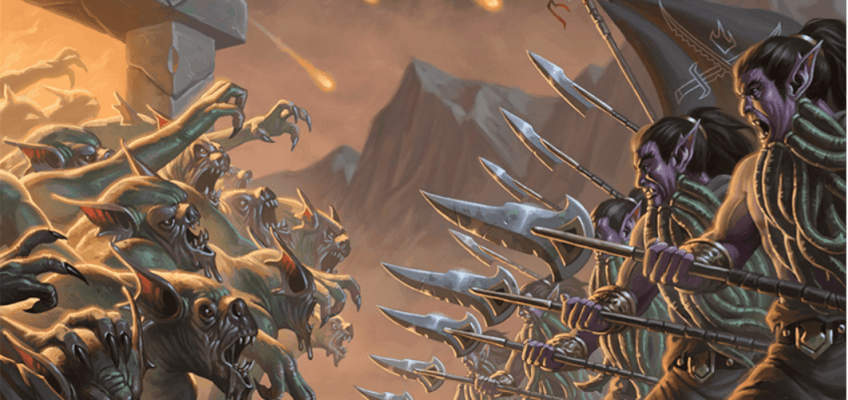 Tome of Foes Blood War D&D